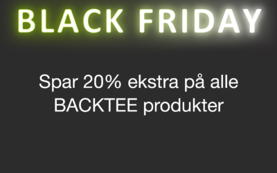 Kom til Black Friday og Cyber Monday